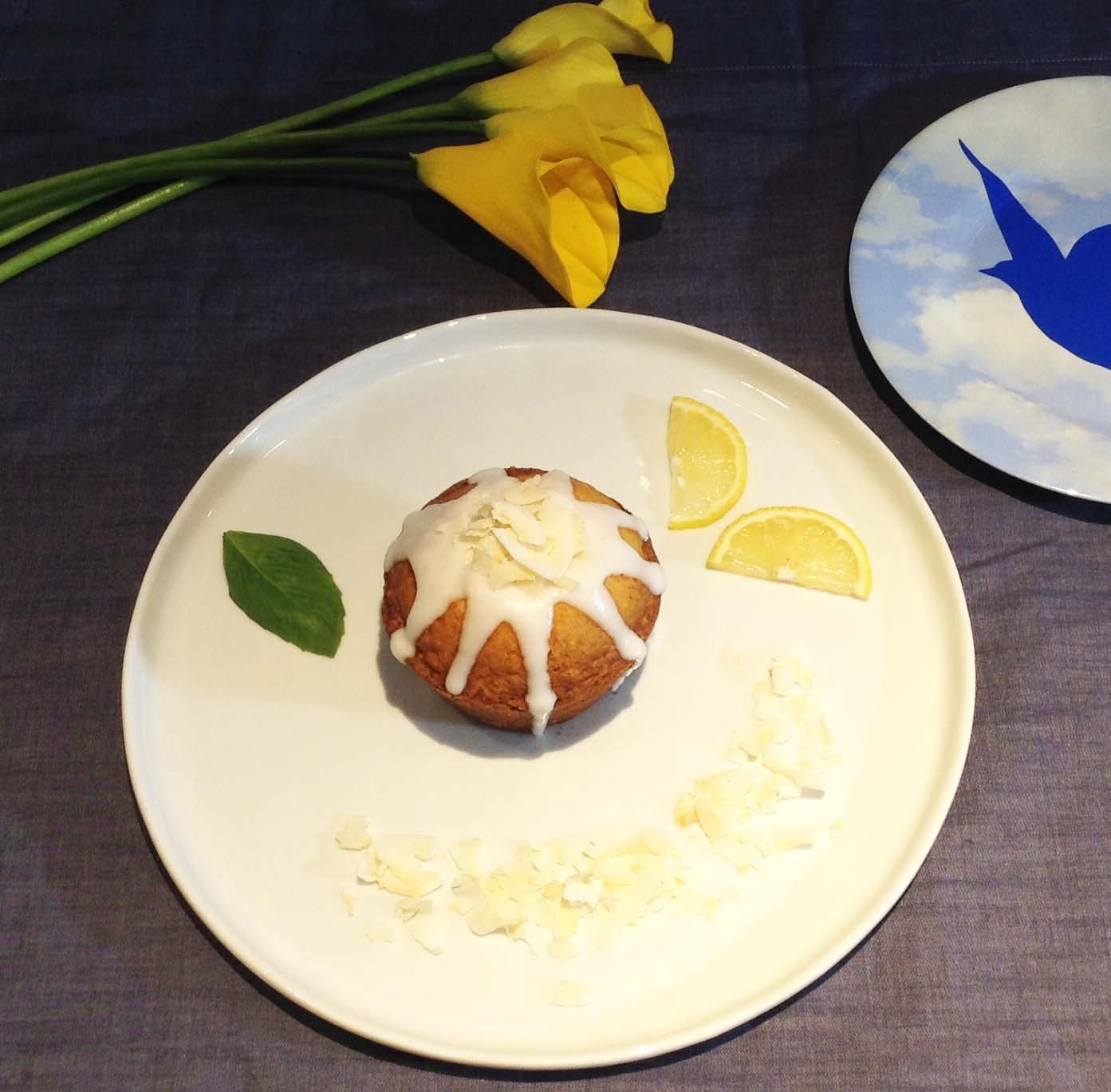 coconut-cupcakes-with-coconut-lemon-basil-glaze