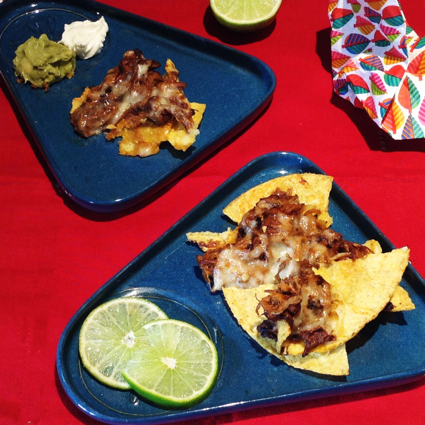 pulled-pork-nachos-with-limes