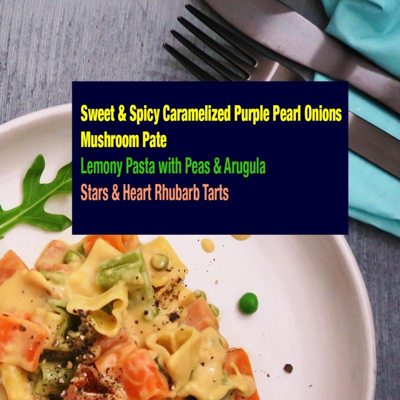 Menu 4 Peas and Love2