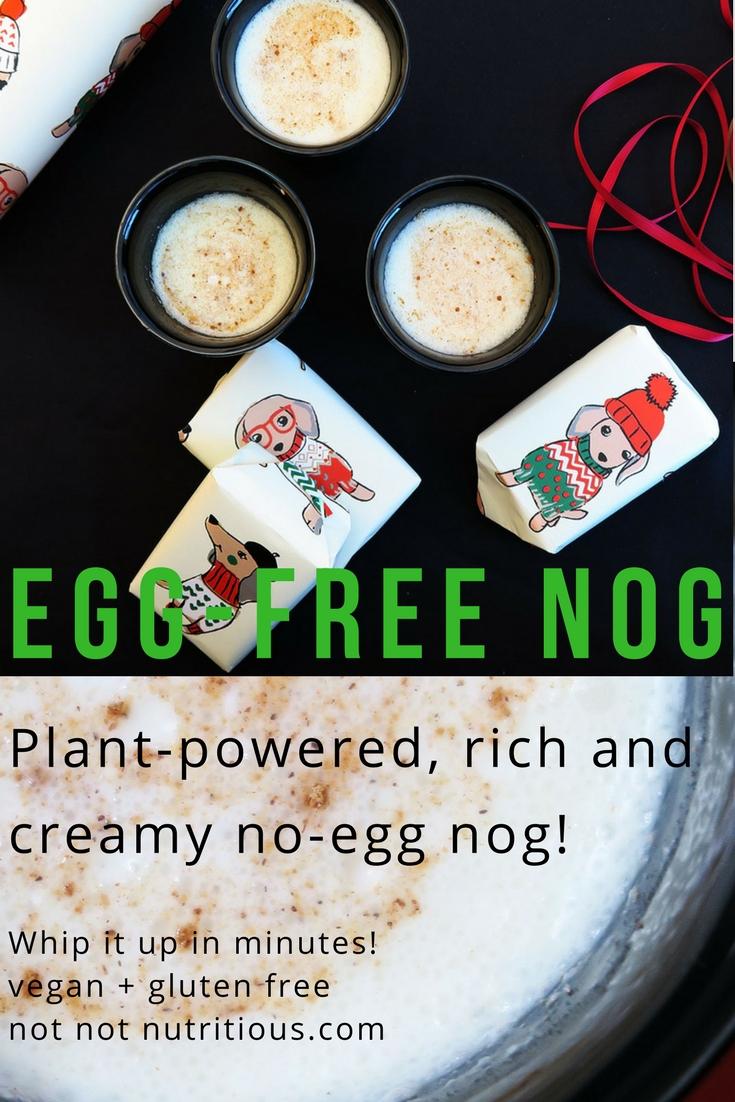Egg-FreeEgg Nog